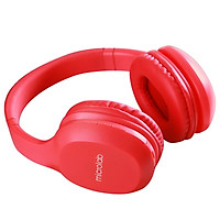 Microlab Q5 Stereo Wireless Bluetooth Headset Headset Phone Call Subwoofer Music Game Headset Red