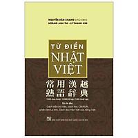 Từ Điển Nhật Việt (Nguyễn Văn Khang-NS Minh Thắng)(Tái Bản)
