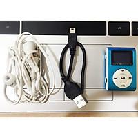 Combo Máy Nghe Nhạc Mp3 kèm dây sạc, tai nghe thể thao và thẻ nhớ 4G Class 10