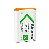 Pin KingMa NP-BX1 dùng cho Sony RX100 AS30V AS100VR HX400 WX300 - Hàng Chính Hãng