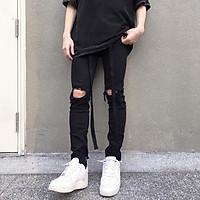 Quần Drawstring FNOS - Phong Cách Streetwear Dài 2,5m - Phối Quần Jeans Dài.