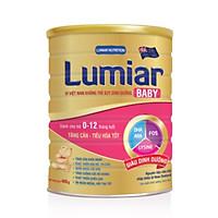 Sữa bột Lumiar Baby 400g - sản phẩm dành cho trẻ tăng cân, tiêu hoá tốt