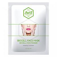 Mặt nạ Avif biocell dưỡng ẩm da chuyên sâu - Avif biocell hydrating face mask