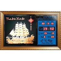 Đồng hồ lịch vạn niên Cát Tường 55406