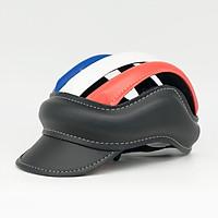 Mũ Bảo Hiểm Thể Thao Da XPRO 3 Sọc X67