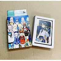 Bộ bài Tây Genshin impact 54 ảnh khác nhau/ bộ bài Tú lơ khơ game genshin impact