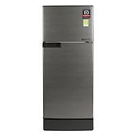 Tủ Lạnh Inverter Sharp SJ-X196E-DSS (165L) - Bạc Sẫm - Hàng chính hãng