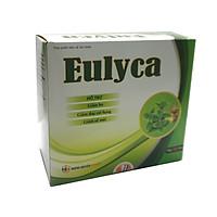 Eulyca hỗ trợ giảm ho, giảm đau rát họng, giảm sổ mũi