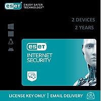 Phần mềm diệt Virus Eset Internet Security 2 Users 2 Years - Bản quyền 2 Máy/2 Năm - Hàng Chính Hãng