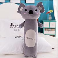 Gối Koala nhồi bông siêu mềm mịn làm gối ôm cho bé size 55cm