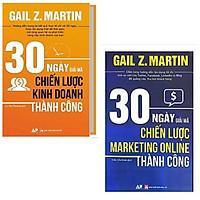Combo sách marketing hay: Bán Hàng Hay Và Hiệu Quả: 30 Ngày Giải Mã Chiến Lược Marketing Online Thành Công + 30 Ngày Giải Mã Chiến Lược Kinh Doanh Thành Công