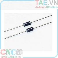 Combo 10 Con Diode 1N4007 1A 1000V