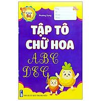 Tủ Sách Bé Chuẩn Bị Vào Lớp Một - Tập Tô Chữ Hoa