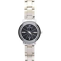 Đồng hồ Nữ Halei - HL4570 Dây trắng