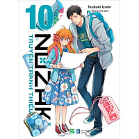Nozaki Và Truyện Tranh Thiếu Nữ 10