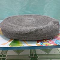 Bùi nhùi thép Steel Wool 1 cuộn dài 10-12m