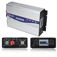 Power Inverter Pure Sine Wave  DC24V to AC220V 3000W-6000W + LCD Display
