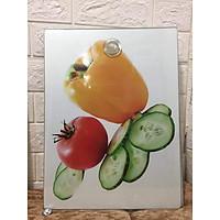 Thớt 3D cường lực hình hoa quả