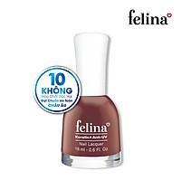 Sơn móng tay Felina 18ml CS732 - Đỏ Mận Chín