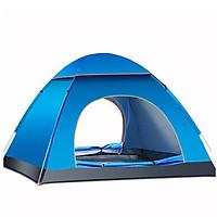 Lều cắm trại tự bung cao cấp dành cho 2 - 3 người