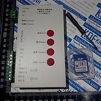 CARD điều khiển LED full màu T-1000S, điều khiển được nhiều loại IC LED + thẻ SD kde2668