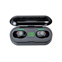 Tai nghe TWS Bluetooth Không Dây  5.0 F9 Mini kèm Hộp sạc kiêm Sạc dự phòng