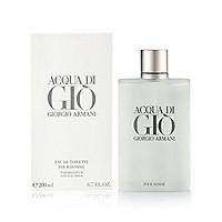 Nước hoa nam Acqua di Gio by Giorgio Armani for Men Eau de Toilette , 6.7 Fl Oz