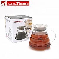 Bình đựng cà phê TIAMO V60 360ml