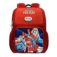 Ba Lô Chống Gù Adventure Box-Super Hero B-12-114 Đỏ