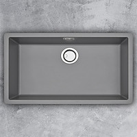 Chậu Rửa Đá Malloca ZEN K Granite Nano