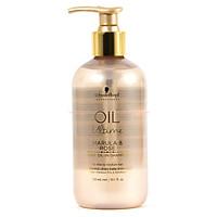 Dầu gội chăm sóc tóc (sợi mảnh đến trung bình) Schwarzkopf OIL Ultime Marula & Rose Light Oil-In-Shampoo