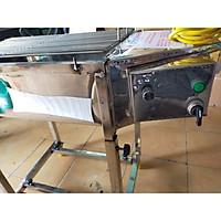 Bếp nướng than hoa vuông có quạt cấm điện trực tiếp 40x50cm có chân cao 75cm xếp gọn inox cao cấp 304