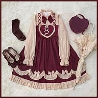 Đầm lolita OP - Cỏ shop