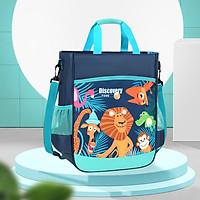 Hong Kong YOME primary school tutor bag school bag student bag handcuffs bag bag children's Messenger bag to make up schoolbag animal forest series