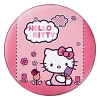 Gối Ôm Tròn Hello Kitty Vườn Hoa Và Bướm - GOCT021