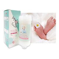 Lõi lọc nước vòi sen Vitamin C Aromacura Shower Filter Korea - Hương Phấn em bé (Baby Powder)