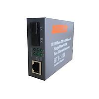 Bộ chuyển đổi quang điện 10/100M Single Fiber (1 Sợi quang) Nelink HTB-3100A phiên bản mới - Hàng Nhập khẩu