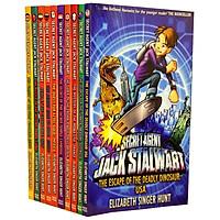 Secret Agent Jack Stalwart 10 Books Set Collection