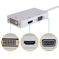 Cáp Chuyển Đổi DisplayPort Sang HDMI/ VGA/ DVI 20420