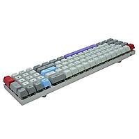 Bàn phím cơ Vortex ViBE Brown switch - PBT SA Keycaps - Hàng Chính Hãng