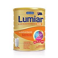 Sữa bột Lumiar Sure 900g - Dinh dưỡng toàn diện cho người cao tuổi. Dành cho người trưởng thành, ăn uống kém, người bệnh cần phục hồi.