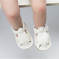 Giày sandal trắng tập đi cao cấp G114