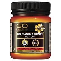 Mật ong Manuka GO Healthy UMF 20+ (MGO 820+) 250gm