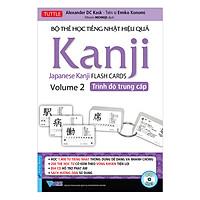 Bộ Thẻ Học Tiếng Nhật Hiệu Quả - Japanese Kanji Flashcards - Volume 2
