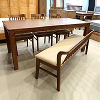 Bộ bàn ghế RYAN 4 ghế 1 bench