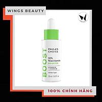 PAULA'S CHOICE - Dầu dưỡng 10% Niacinamide Booster Vitamin B3 + Vitamin B5 20ml (All Skin Types)