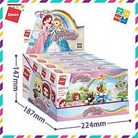 Bộ Lắp Ghép Đồ Chơi Lego Cho Bé Gái Qman Giấc Mơ Về Hoa Và Cầu Vồng 32011 Cho Trẻ Từ 6 Tuổi Gồm 4 Hộp