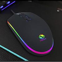 Chuột chuyên Game LIMEIDE 007 LED RGB - Hàng chính hãng
