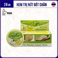 Kem Ngừa Nứt Gót Chân Banana - 24g