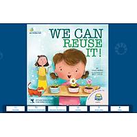 [E-BOOK] i-Learn Smart Start Grade 3 Truyện đọc - We Can Reuse It!
